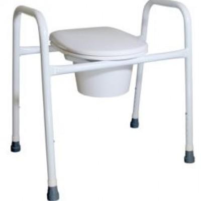 Over Toilet Aid - Aluminium 60cm