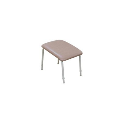 Foot Stool with Adjustable Legrest