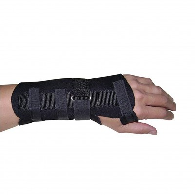 Breathoprene Wrist Brace Right Large