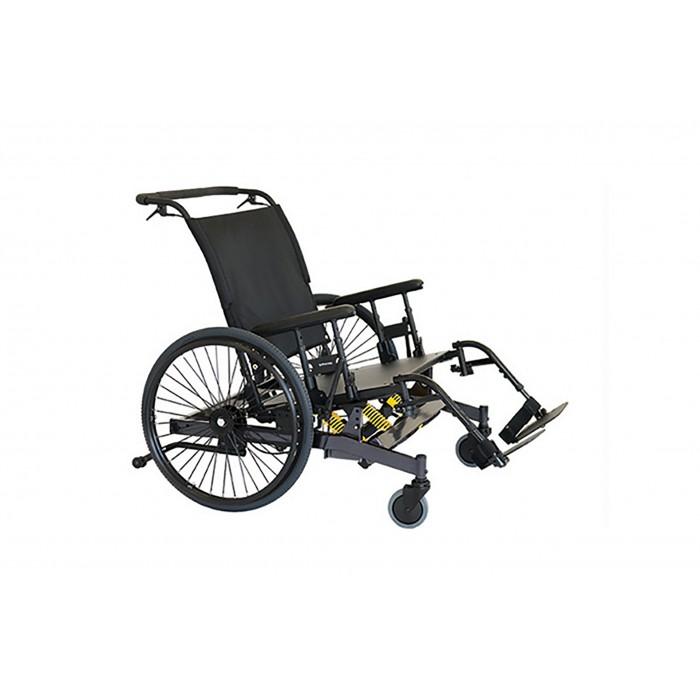 PDG Stellar Tilt in Space Manual Wheelchair
