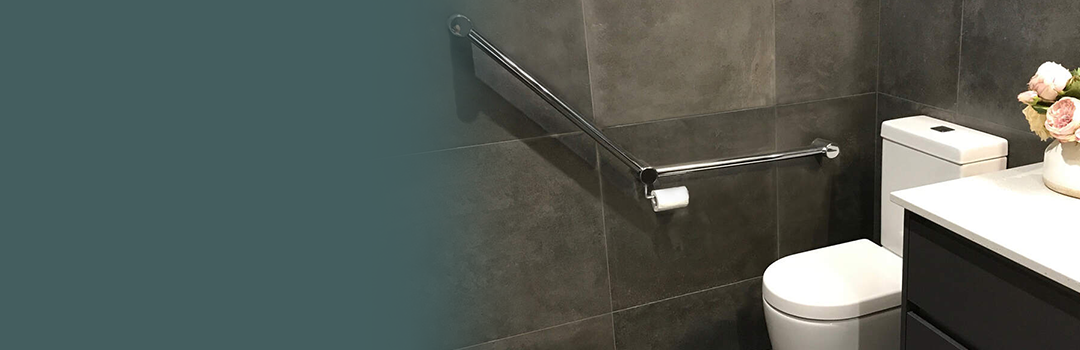 Bathroom shower and toileting products